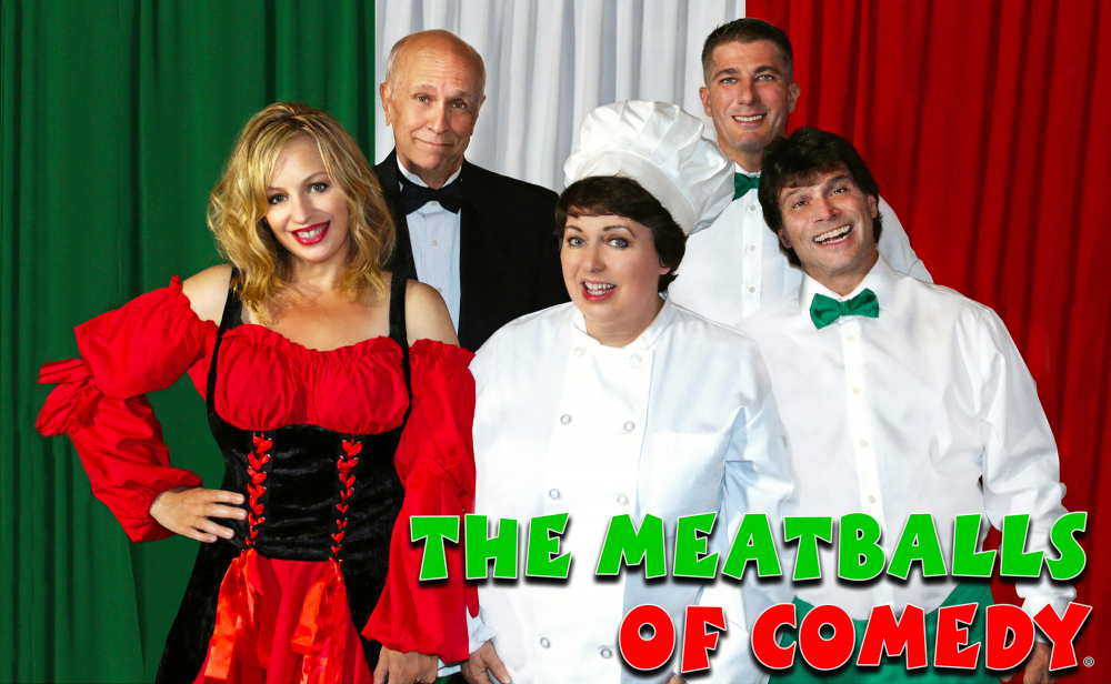THE MEATBALLS OF COMEDY by The Meatballs Of Comedy on April 27, 2018 in  North Hollywood, CA - Purplepass