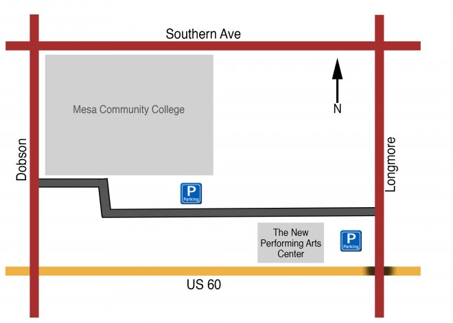 Mesa Community College Dobson Campus Map.Thoroughly Modern Millie April 11th The Musical By Mesa Community