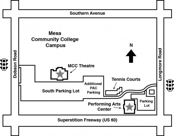 Mesa Community College Dobson Campus Map.Mcc Choir Concert Mcc Pac By Mesa Community College On March 10