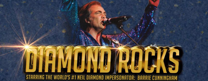 Neil Diamond ( New Show) by IronOaks on November 15, 2018 in