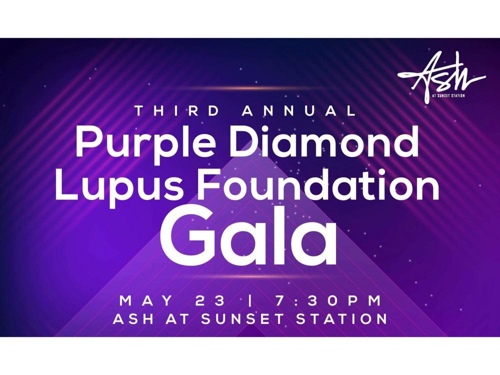 3rd Annual Purple Diamond Lupus Foundation Gala by All