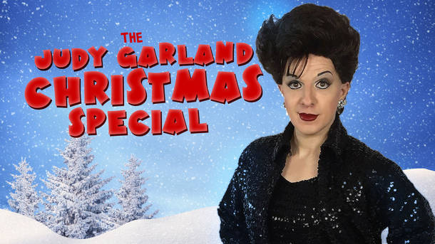 The Judy Garland Christmas Special by Vegas Theatricals LLC