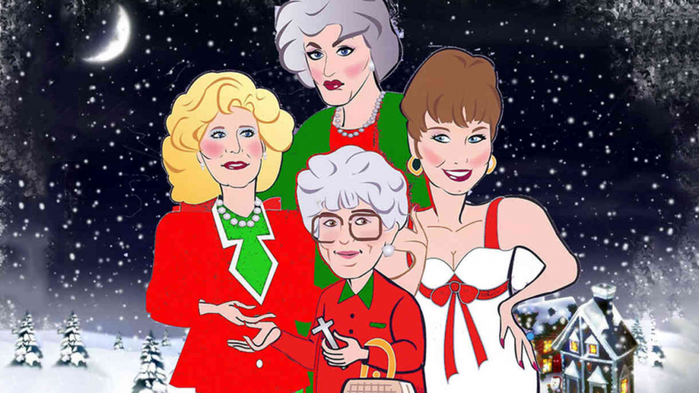 golden girls live on stage the lost christmas episode by vegas theatricals golden girls live on november 16 2018 in new york ny purplepass